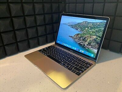 "2015 Macbook 12"" Retina (Gold) @1.1GHz, 8GB HD, 256GB SSD (Excellent Condition)"