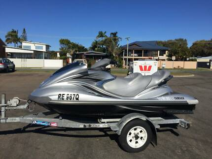 2008 Yamaha FX High output wave runner Cruiser Mooloolaba Maroochydore Area Preview
