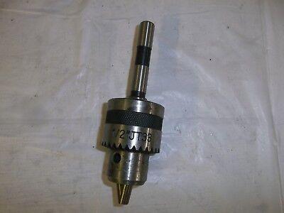 Jacobs Taper Jt33 Drill Lathe Chuck Machines Machinist Drill Press Arbor