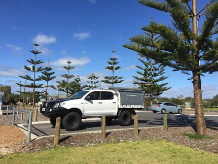 Toyota hilux setup for touring Yalyalup Busselton Area Preview