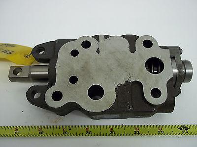 4913457 Kalmar Ac Forklift Valve Section