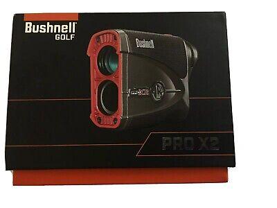 NEW Bushnell Golf Pro X2 Laser Rangefinder