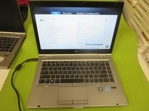 HP Elitebook 8470p i5-3320m 2.6GHz 4GB (Radeon 7570M 1GB) w/Battery, w/o HDD