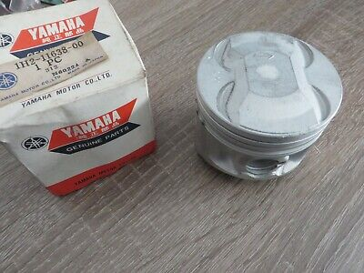 <em>YAMAHA</em> PISTON XS500 OVERSIZE 0 132IN PISTON ORIGINAL NEW