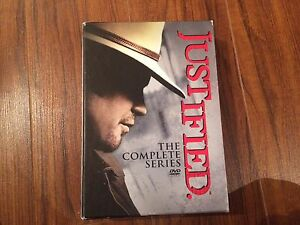 Justified complete boxset