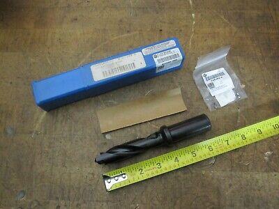 Allied Machine Amec Gen3sys 22mm 3xd 60322h-100c Spade Drill Helical Fl 1 Shaft