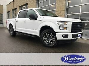 2017 Ford F-150 XLT ***PRICE REDUCED*** 2.7L, SPORT, CLOTH HE...