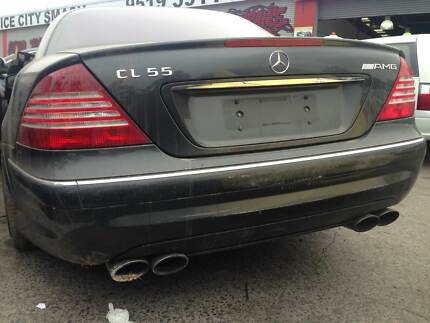 MERCEDES-BENZ CL55 AMG KOMPRESSOR COUPE 5.4L SUPERCHARGED - WRECK Bankstown Bankstown Area Preview
