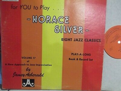 HORACE SILVER PLAY LIKE ON JA  ON RECORDS