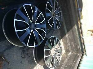 "Holden Commodore 20"" wheels Sanctuary Point Shoalhaven Area Preview"