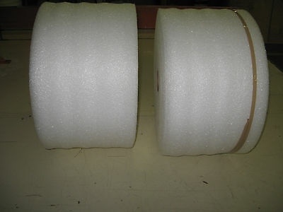 14 Pe Foam Packaging Wrap 12 X 250 Per Bundle - Ships Free