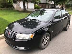 2005 Saturn ION...4-prts, automatique, equippee