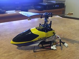 Walkera cb100 rc helicopter