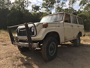 FJ55 Toyota Landcruiser classic like FJ40 Morisset Lake Macquarie Area Preview