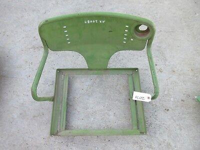 John Deere 520 530 620 630 Non Float Ride Seat Top