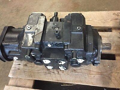 Tandem Hydrostat Pump New Holland L180 C185 L185 L190 87357098 Case Skid Steer