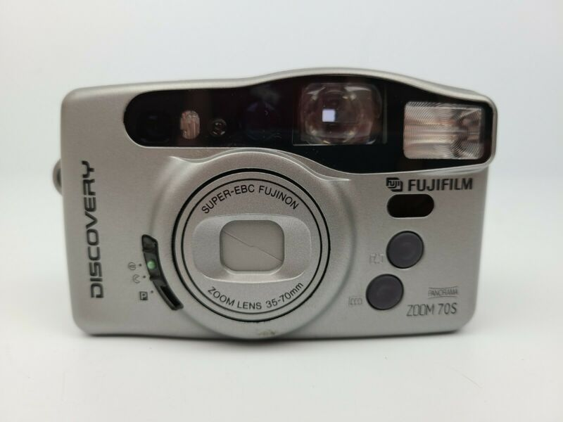 Fujifilm Discovery Zoom 70s Film Camera Tested