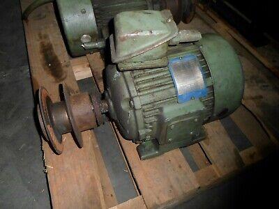 Louis Allis 7k02419004 Fr 184t 2 Hp 1000 Rpm 460 V Pacemaker Motor