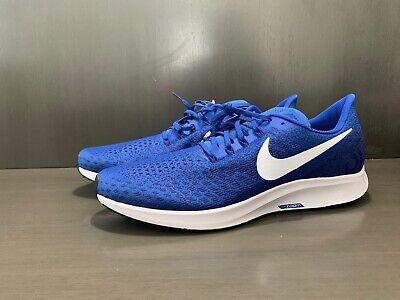Men's Nike Air Zoom Pegasus 35 TB Size 15 [AO3905-402] Game Royal Running Shoes