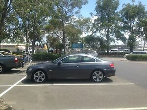 2007 BMW 325i MY08 E92 SERIES 3 COUPE SPORTS LUXURY AUTOMATIC Greenacre Bankstown Area Preview