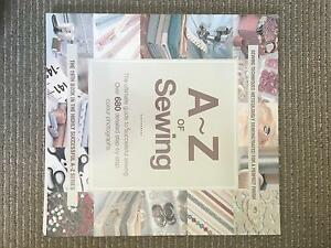 A-Z of sewing Hawthorn East Boroondara Area Preview