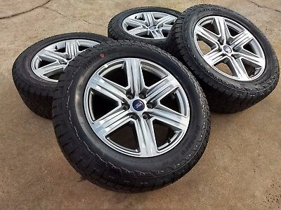 """20"""" Ford F-150 Expedition 2018 2019 OEM gray rims wheels tires 2016 2017 10172 for sale  Houston"""
