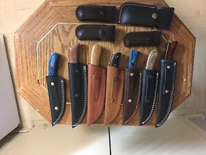 Damascus Steel Knive's