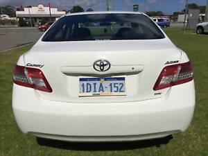 2010 Toyota Camry Sedan VVTI