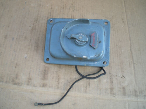Vintage Dimmer Switch electrical plate