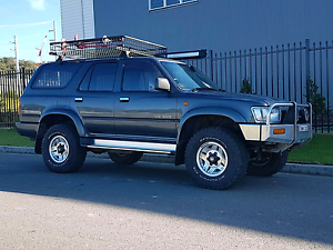 1992 toyota Hilux 4runner Toronto Lake Macquarie Area Preview