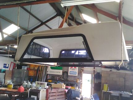 Toyota hilux space cab canopy Yorketown Yorke Peninsula Preview