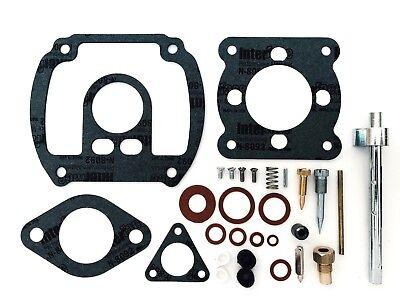 K5 Zenith Farmall F20 F30 Allis Chalmers U Tractor Carburetor Repair Kit