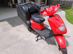 2014 TGB Bullet 50cc Delivery Scooter Salisbury Brisbane South West Preview