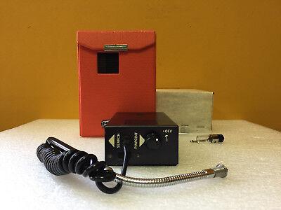 (TIF Instruments Inc TT TIF Tector Portable Gas Leak Detector + Probe + Case. New)
