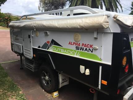 2013 Jayco Swan Outback ALPHA PACK
