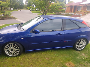 Ford focus ST170 Redwood Park Tea Tree Gully Area Preview