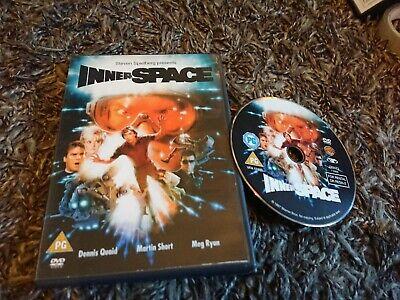 Innerspace (DVD, 2002) Dennis Quaid, Meg Ryan