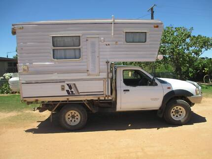 Ute and Campervan Moorook Loxton Waikerie Preview