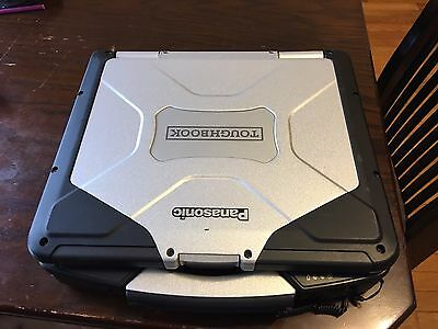 Panasonic Toughbook CF-31 Backlit KB 1TB HD Core i5 8GB RAM Windows7 GPS Gobi2K