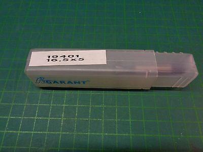 1 x Garant Schlitzfräser 19401; 16,5x5mm; HSS-Co5