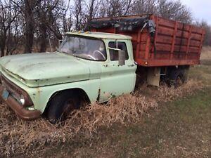 1960's (1962?) Chevrolet Grain Truck