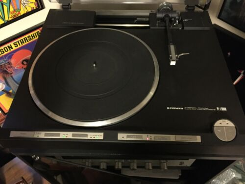 Pioneer PL-L1000A Record Turntable Record Player