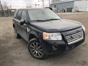 2009 LAND ROVER LR2 FOR PARTS 2008 to 2015