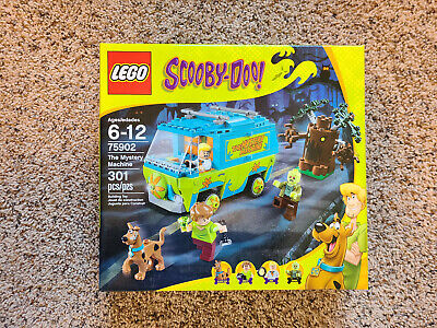 LEGO Scooby-Doo The Mystery Machine 75902 Retired 2015 New Fred, Shaggy, Zombie