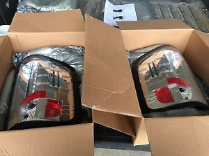 2010-2013 Chevy Silverado Spyder LED tail lights
