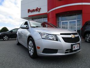 2012 Chevrolet Cruze LT Turbo w/ Fog Lamps, A/C, Bluetooth