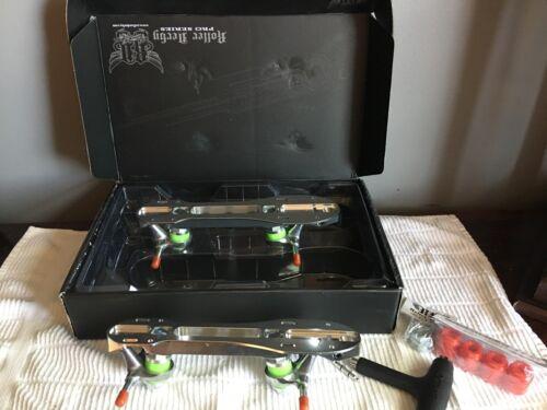 Roller Derby Elite Neutron 6000 Aluminum Roller Skate Plate 675 New