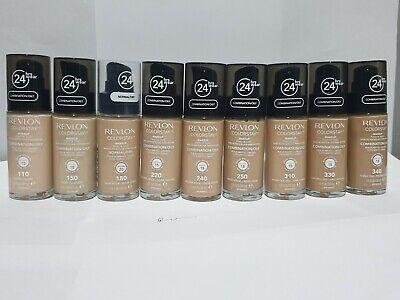 Revlon Foundation Color Stay Full Coverage  24hrs Wear SPF Oil Free Matte Makeup