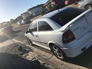 2001 Holden Astra manual Delahey Brimbank Area Preview