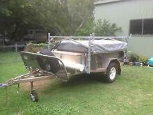 Off Road Camper Trailer - Heavy Duty Galvanized - Vacation Camper Wonga Cairns Surrounds Preview